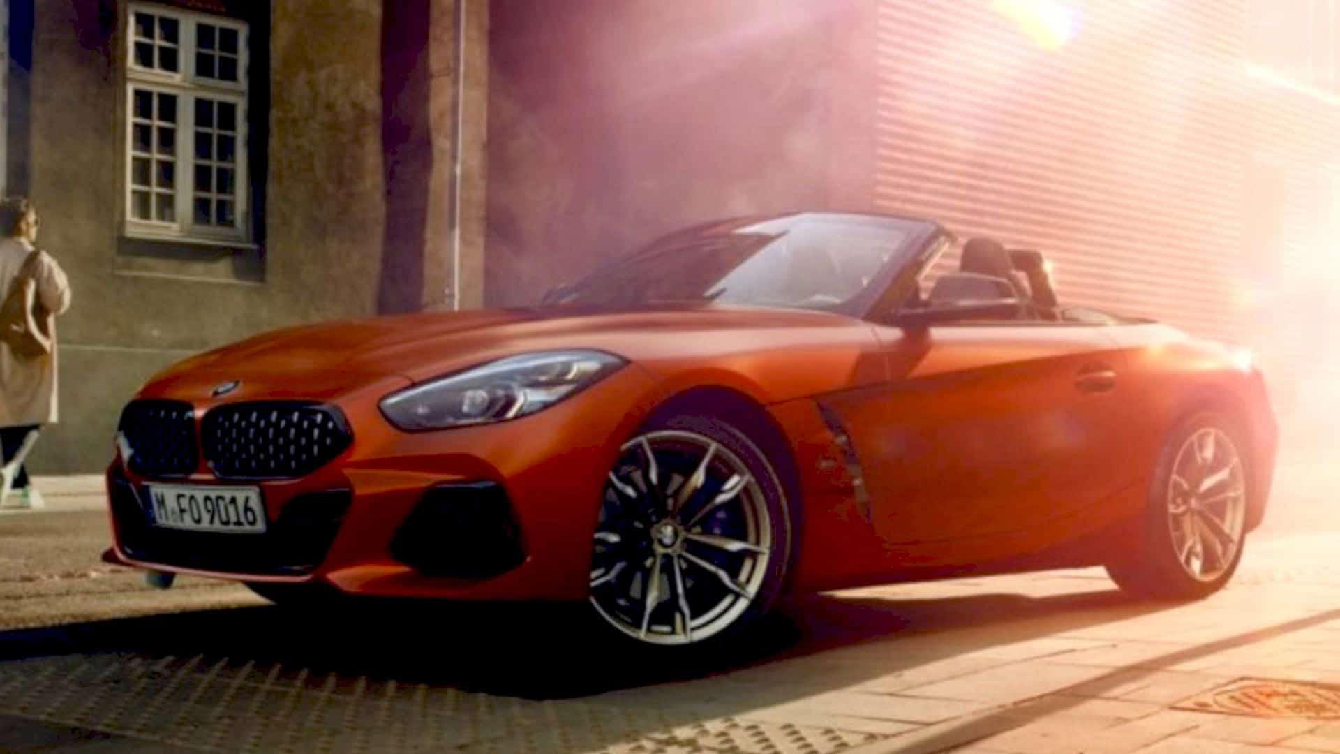 2019 BMW Z4 M40i 4