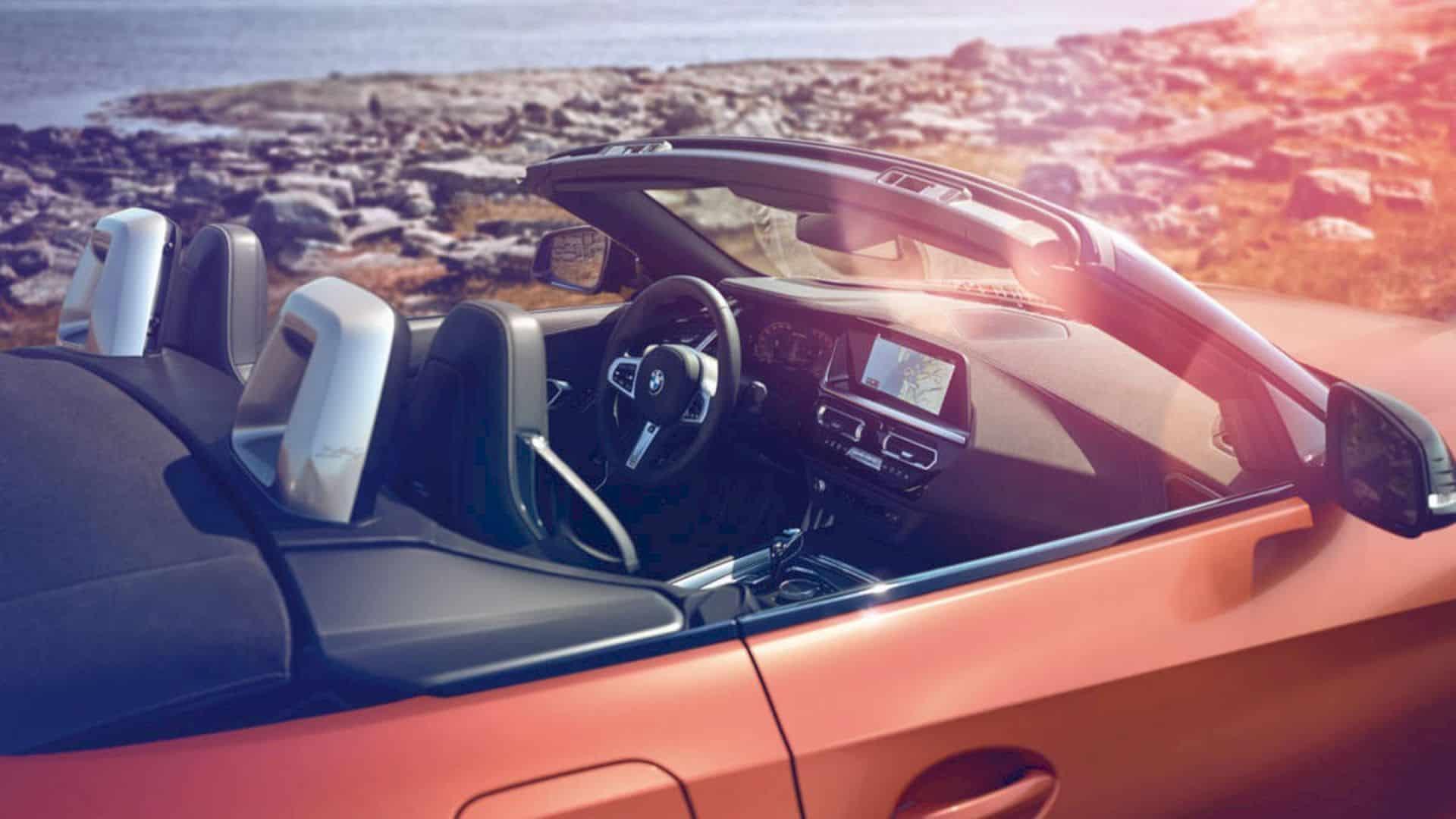 2019 BMW Z4 M40i 5