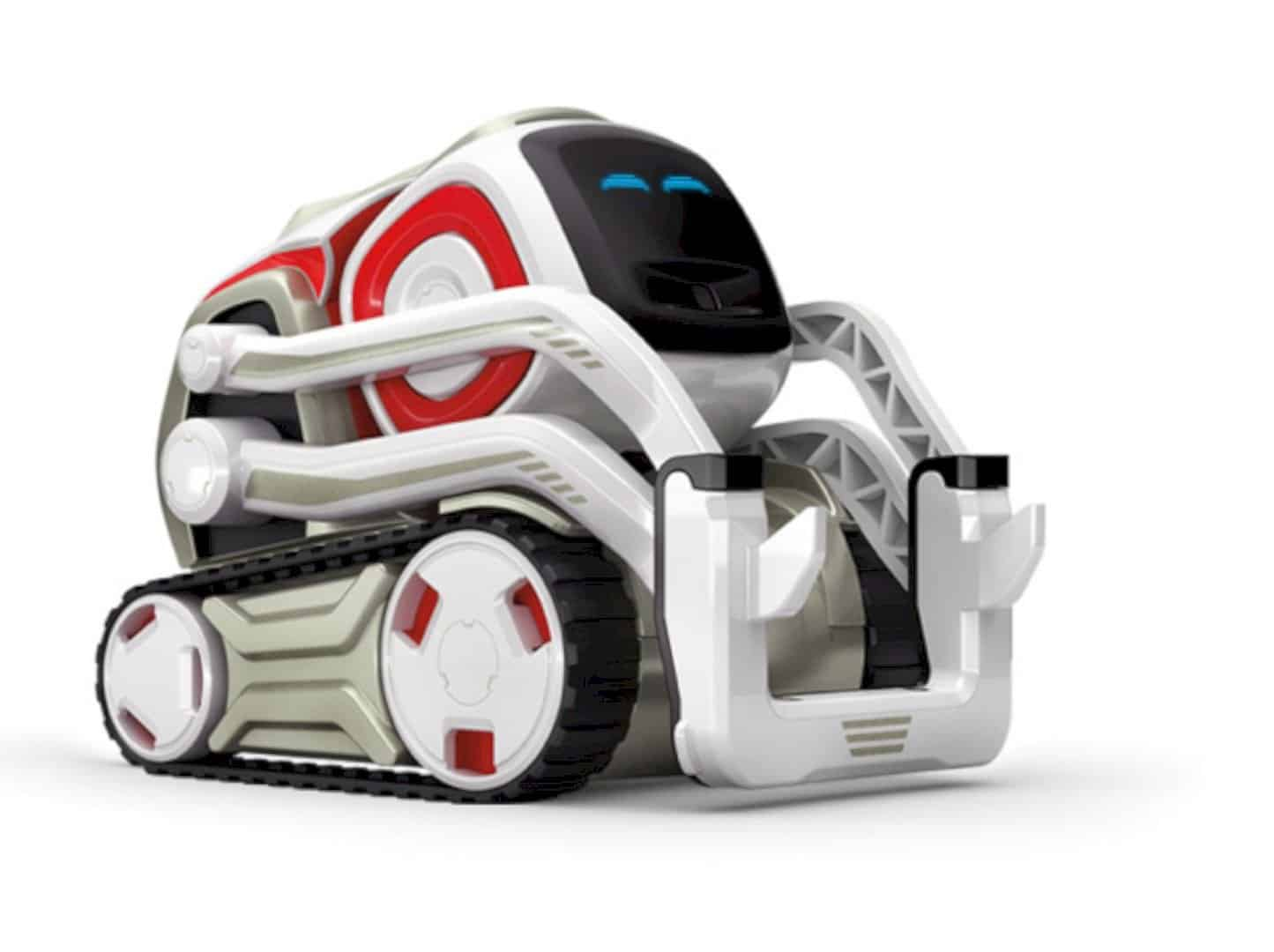 Cozmo: A Real-Life Robot with Big Personality and Brain
