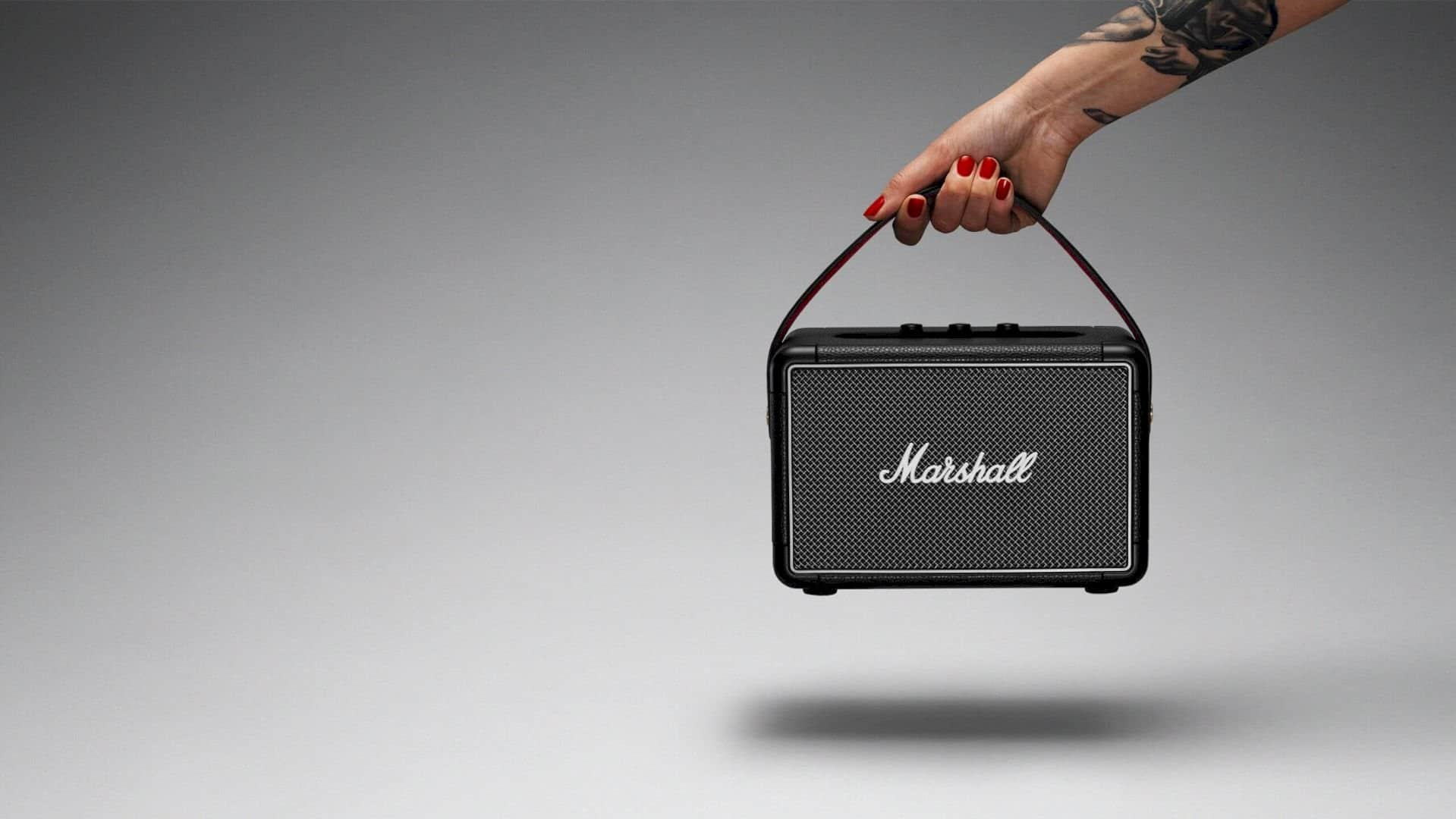 Kilburn II: Bluetooth Speaker with 20+ Hours of Portable Playtime
