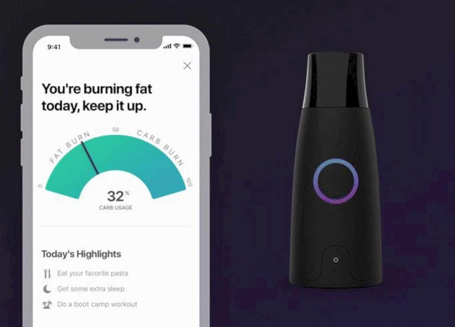 Lumen: Help You to Lose Weight in An Easy Way