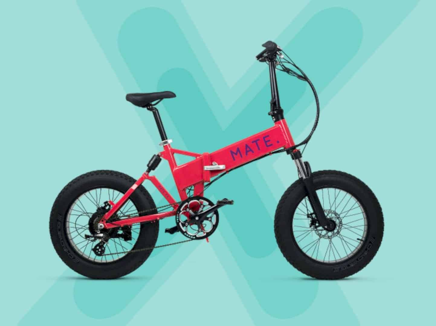 MATE X: The Most Affordable, Powerful Folding e-Bike on the Market
