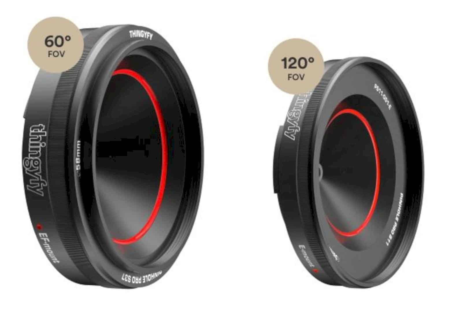 Pinhole Pro S 5