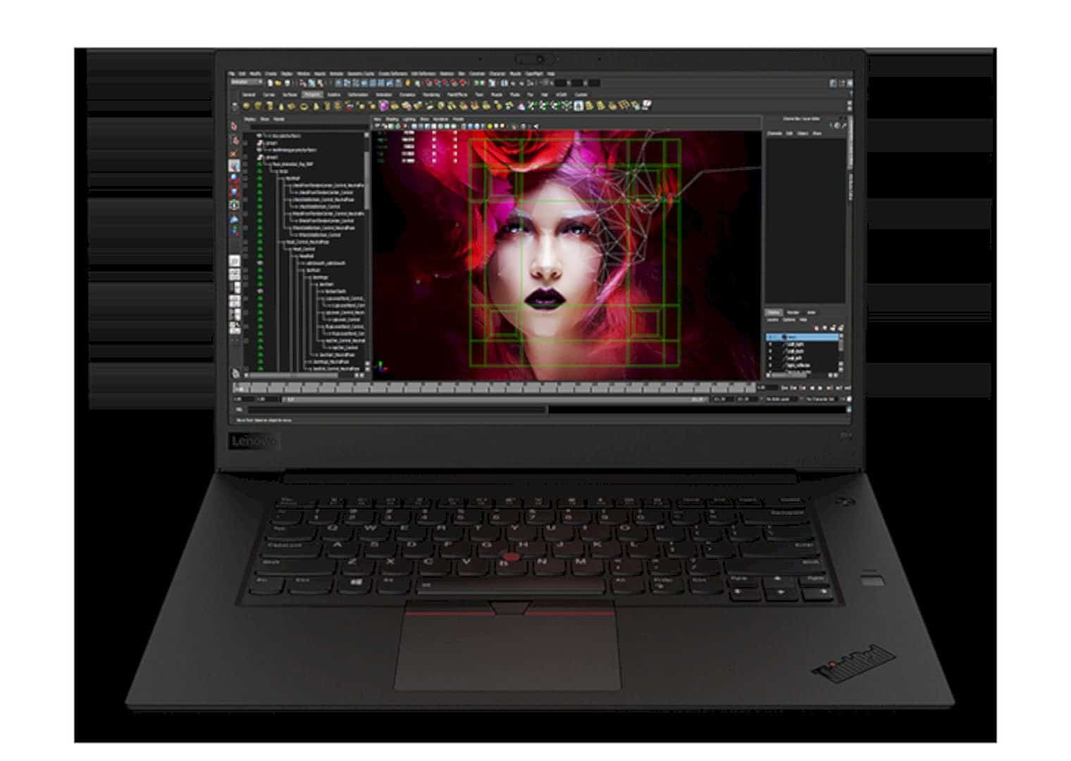 ThinkPad P1 Mobile Workstation 1