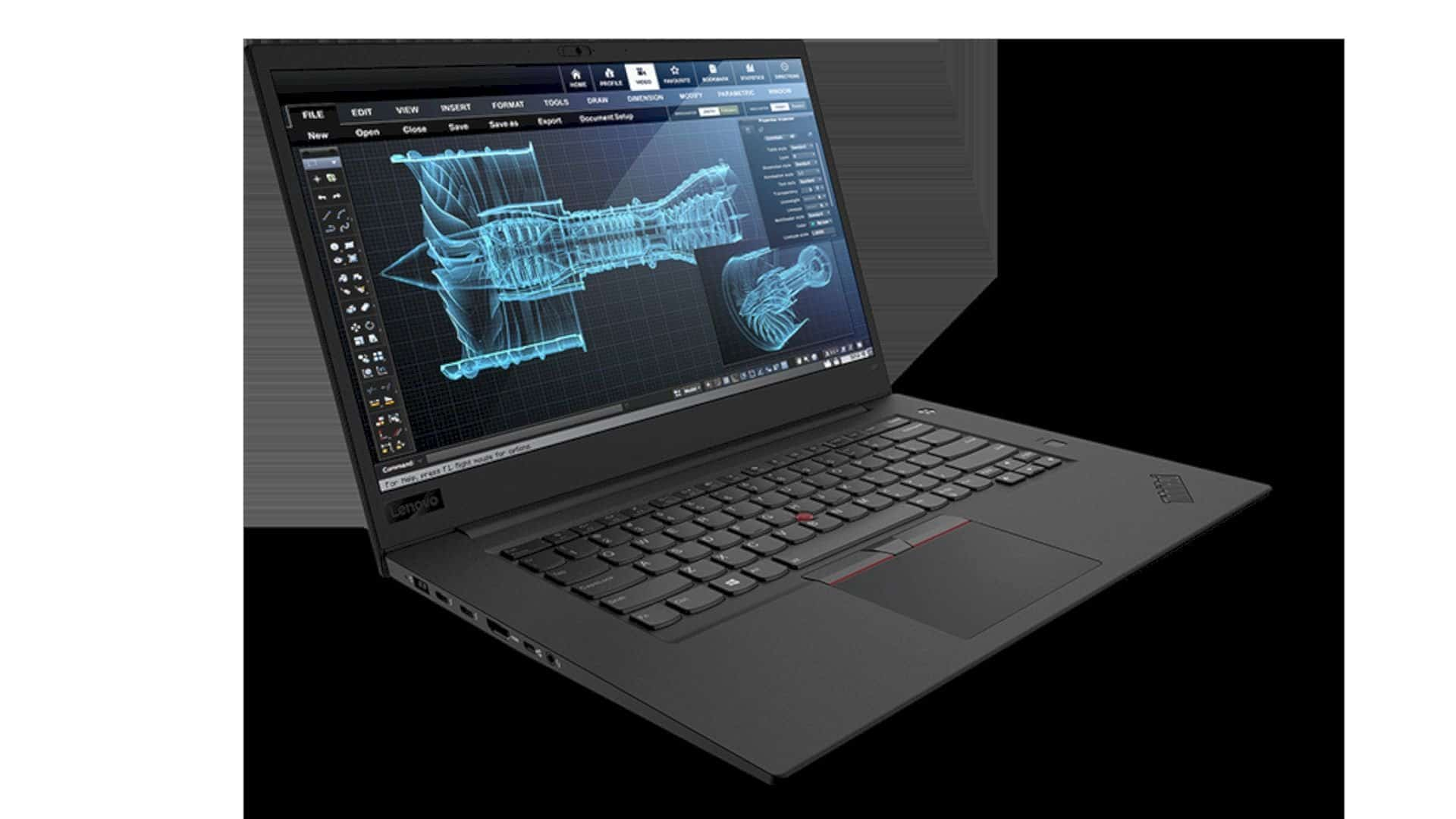 ThinkPad P1 Mobile Workstation 9