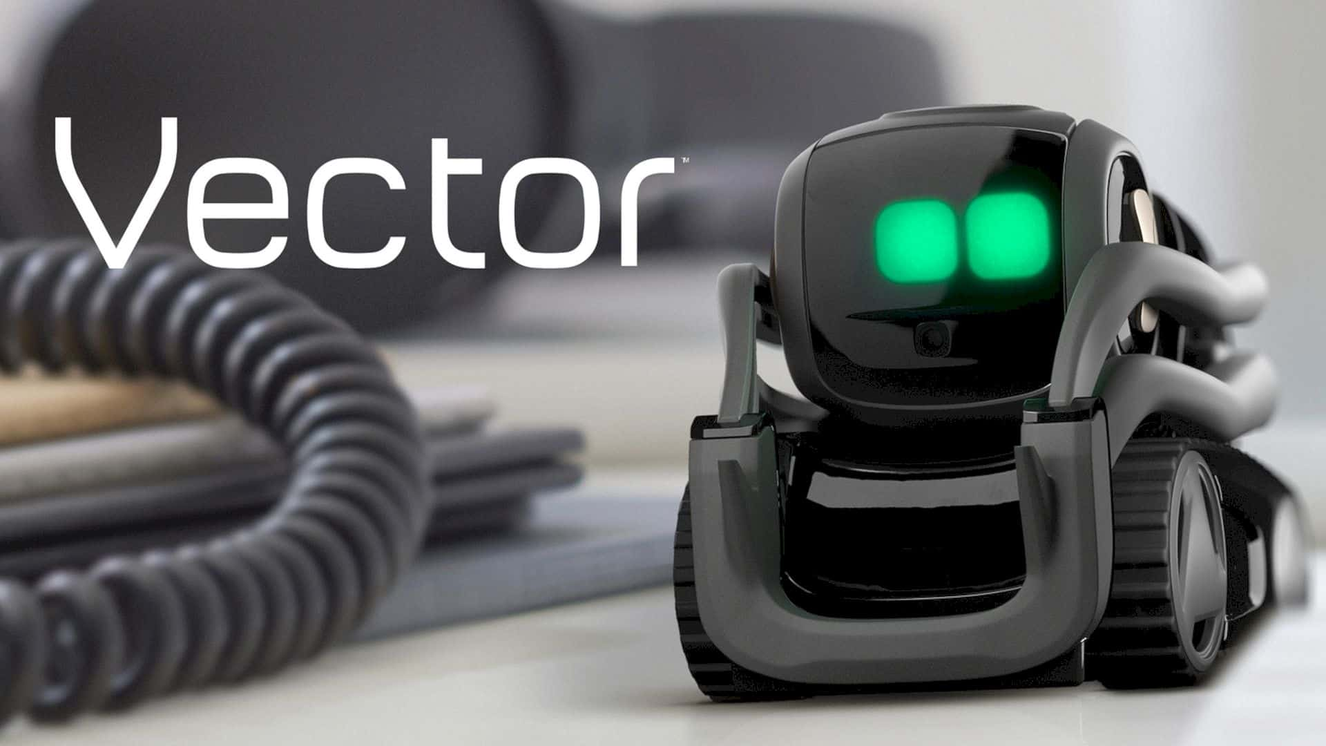 Vector: The Most Advanced Smart and Happy Home Robot Ever
