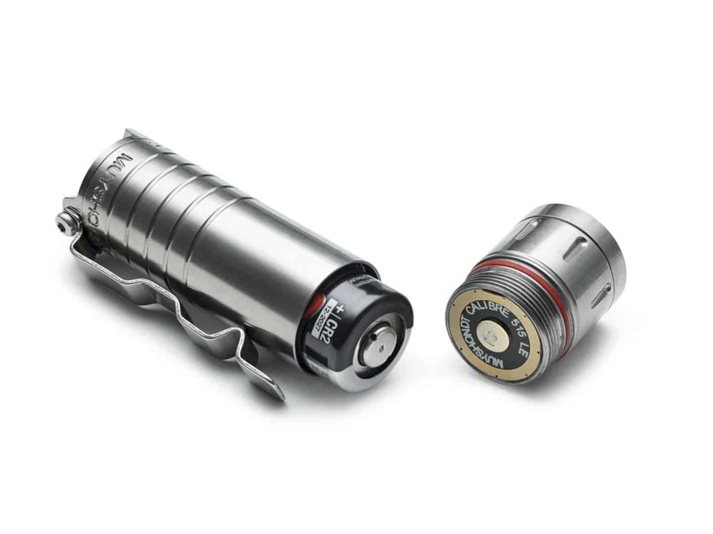 Aeon Mk Iii Electric Torch Titanium Series 2 2