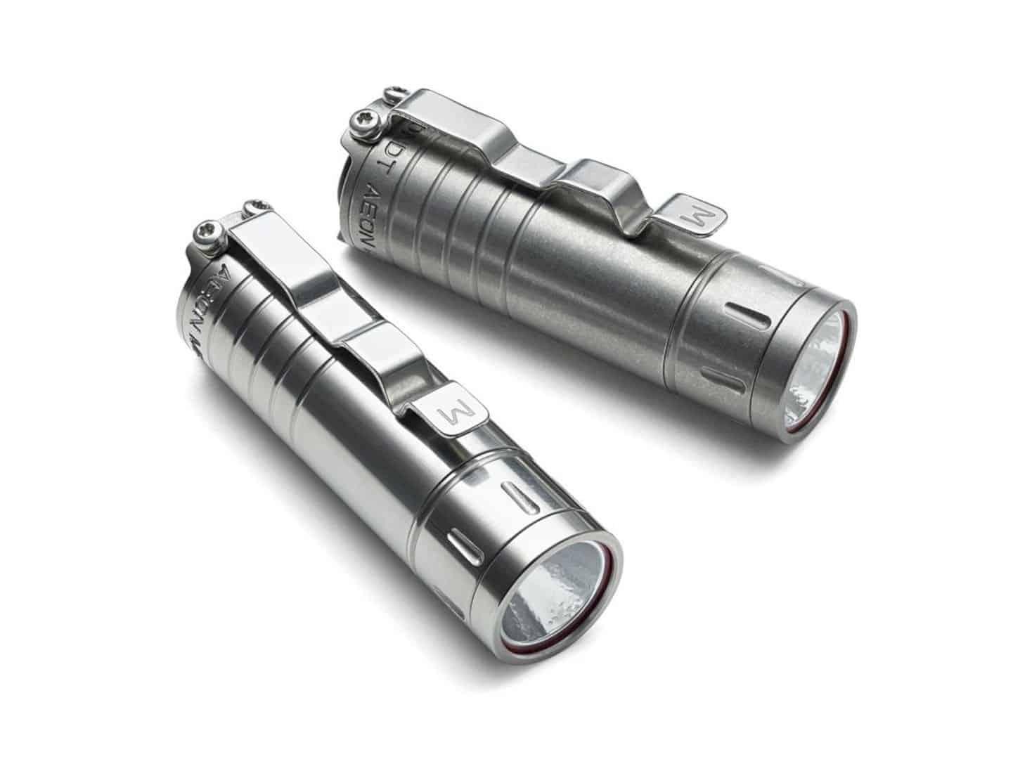 Aeon Mk Iii Electric Torch Titanium Series 2 3