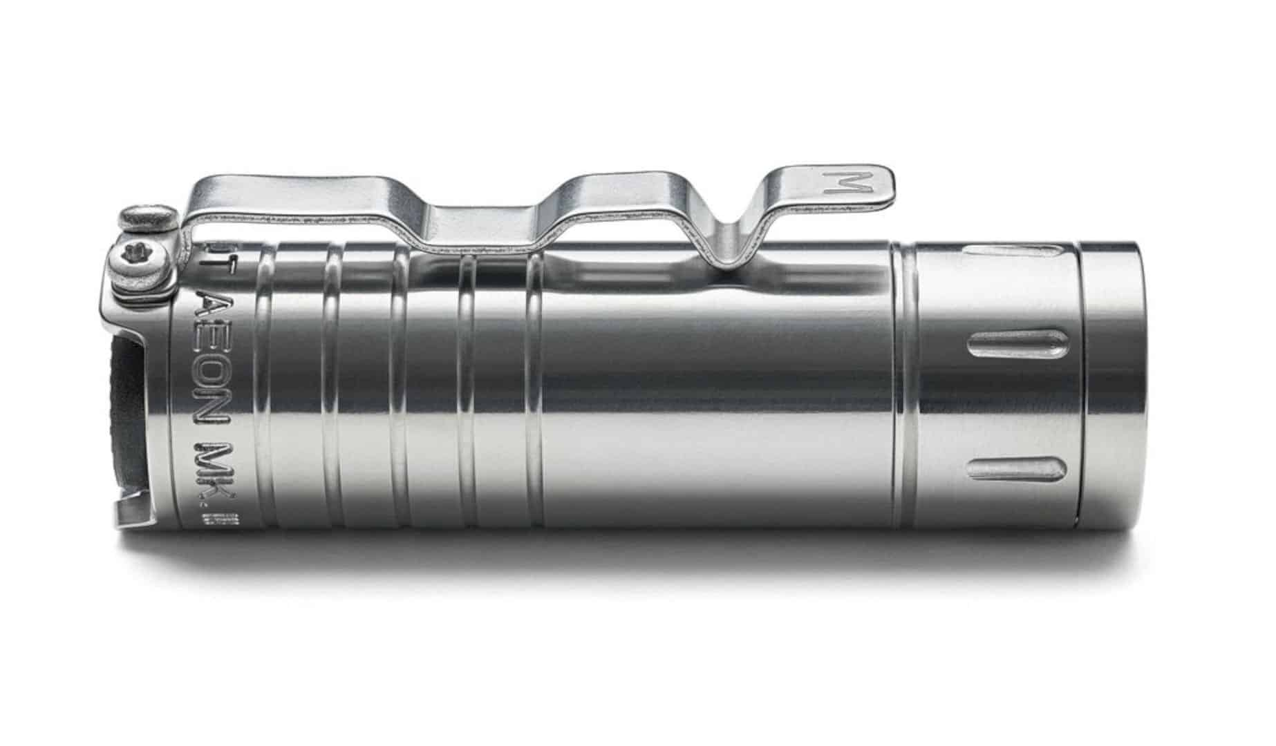 Aeon Mk Iii Electric Torch Titanium Series 2 5