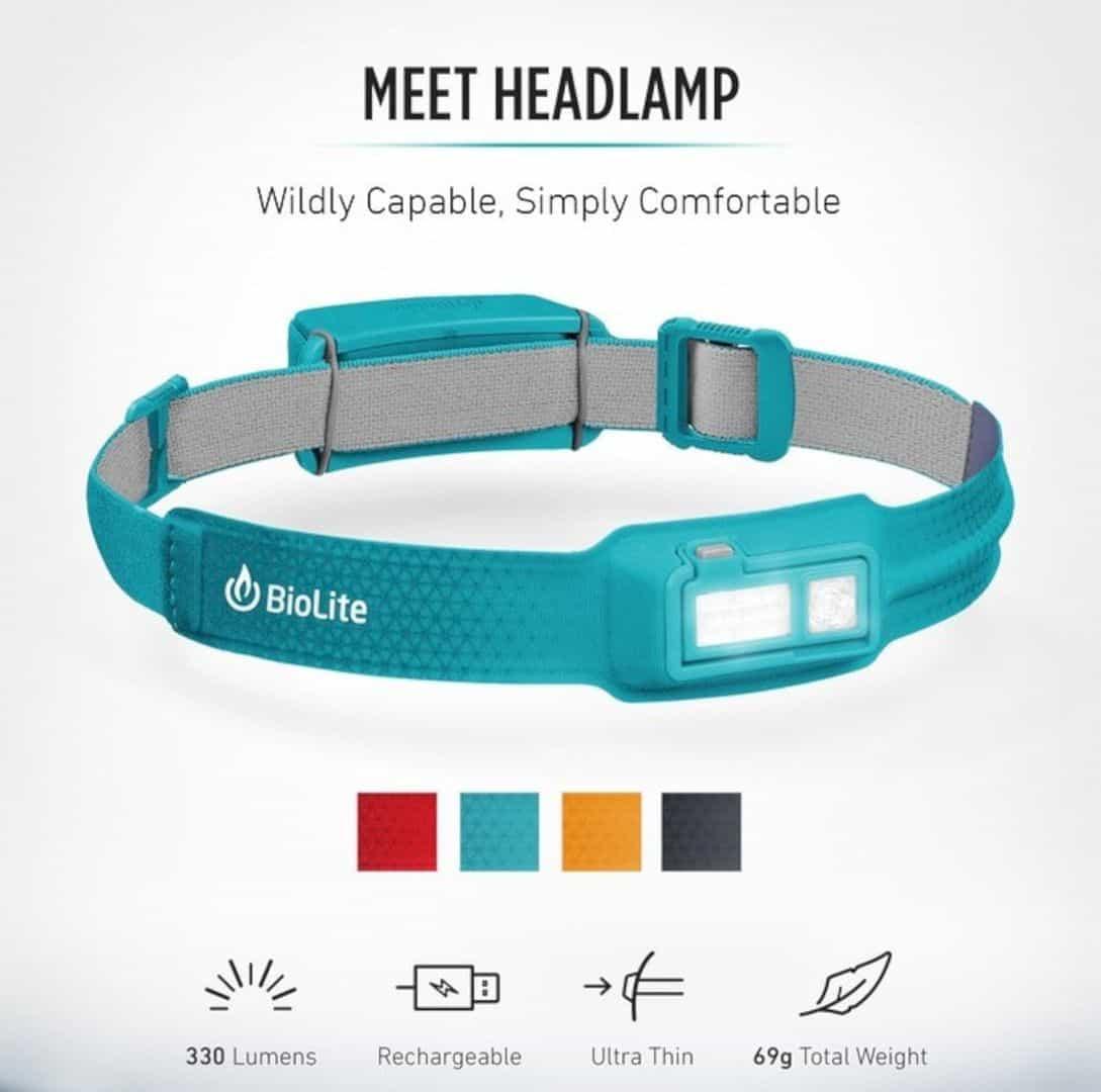 Biolite Headlamp 2