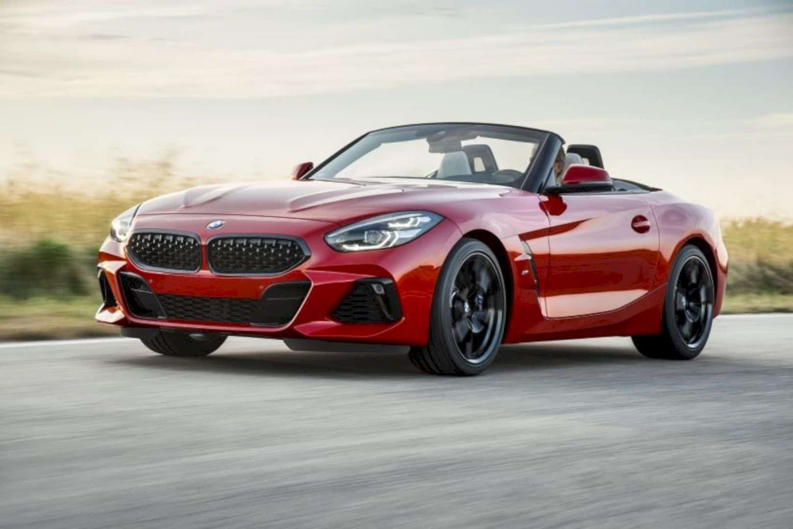 BMW Z4 M40i First Edition: The All Round Element Roadster Car