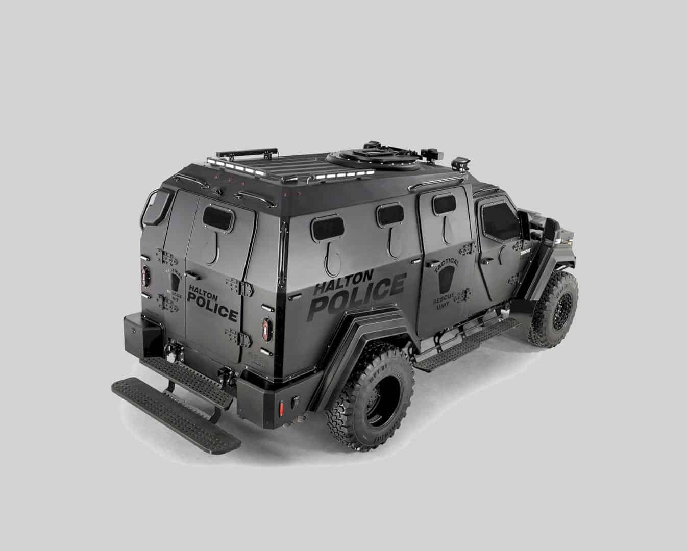 Gurkha Mpv From Terradyne 3