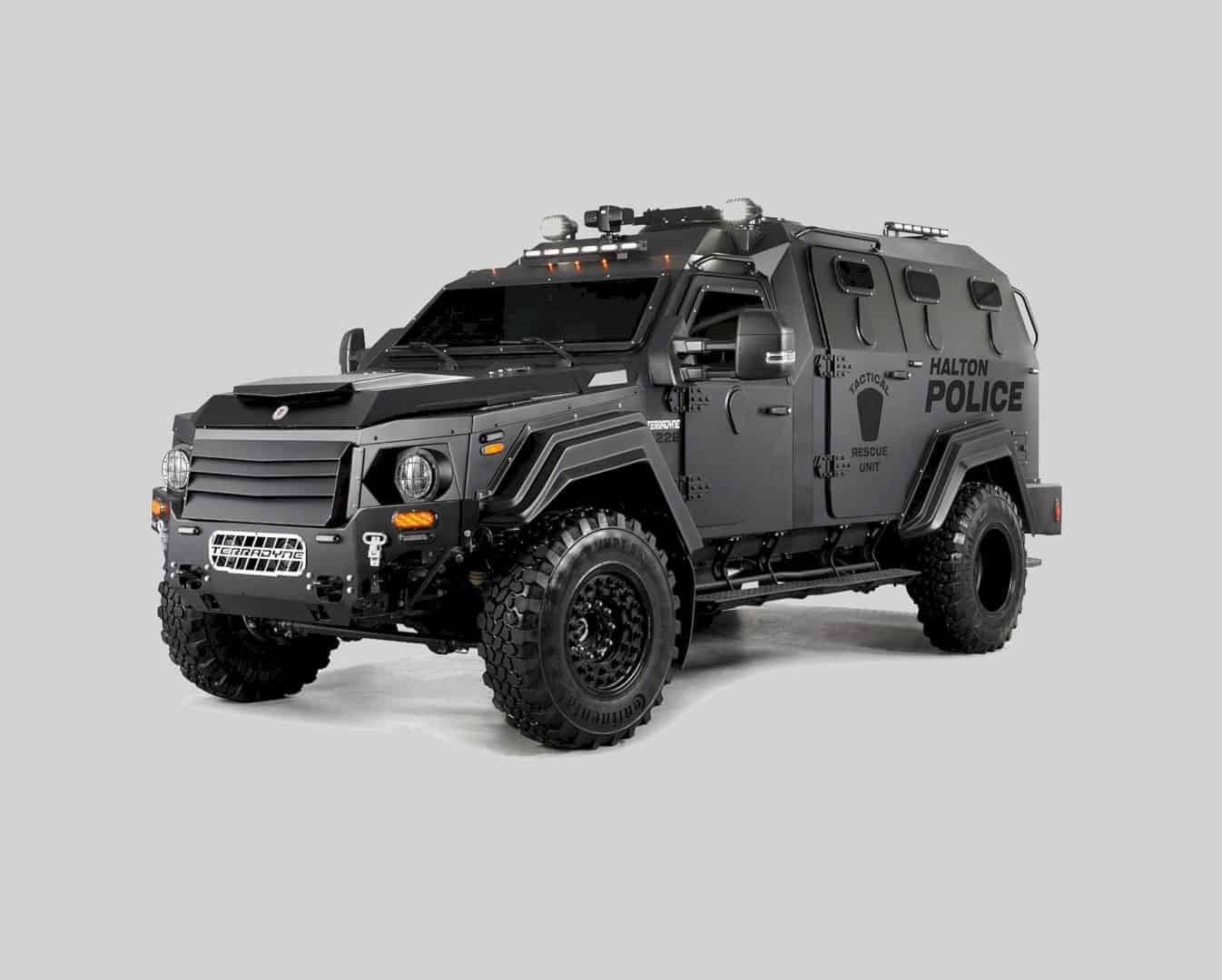 Gurkha Mpv From Terradyne 5