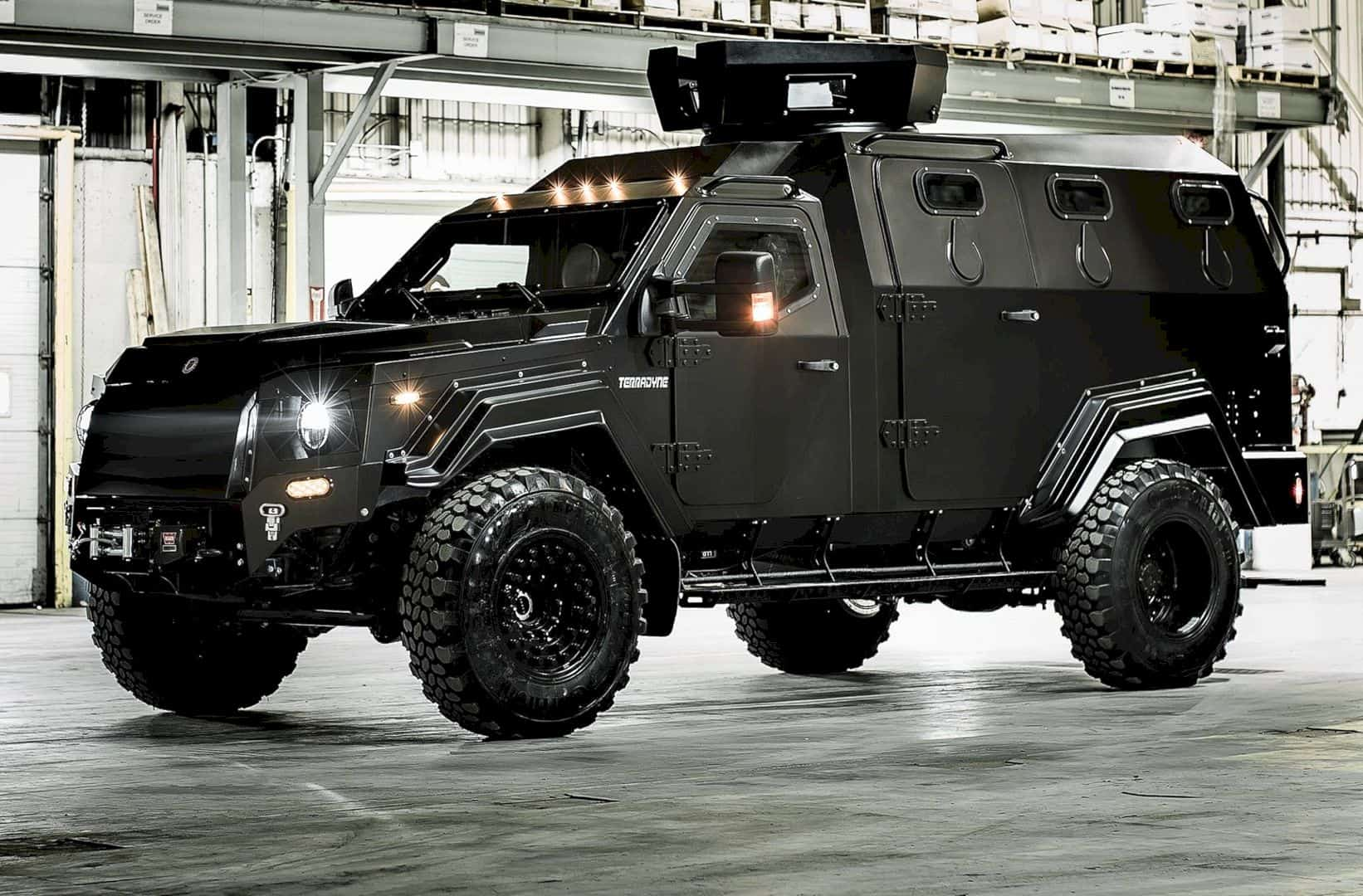 Gurkha Mpv From Terradyne 6