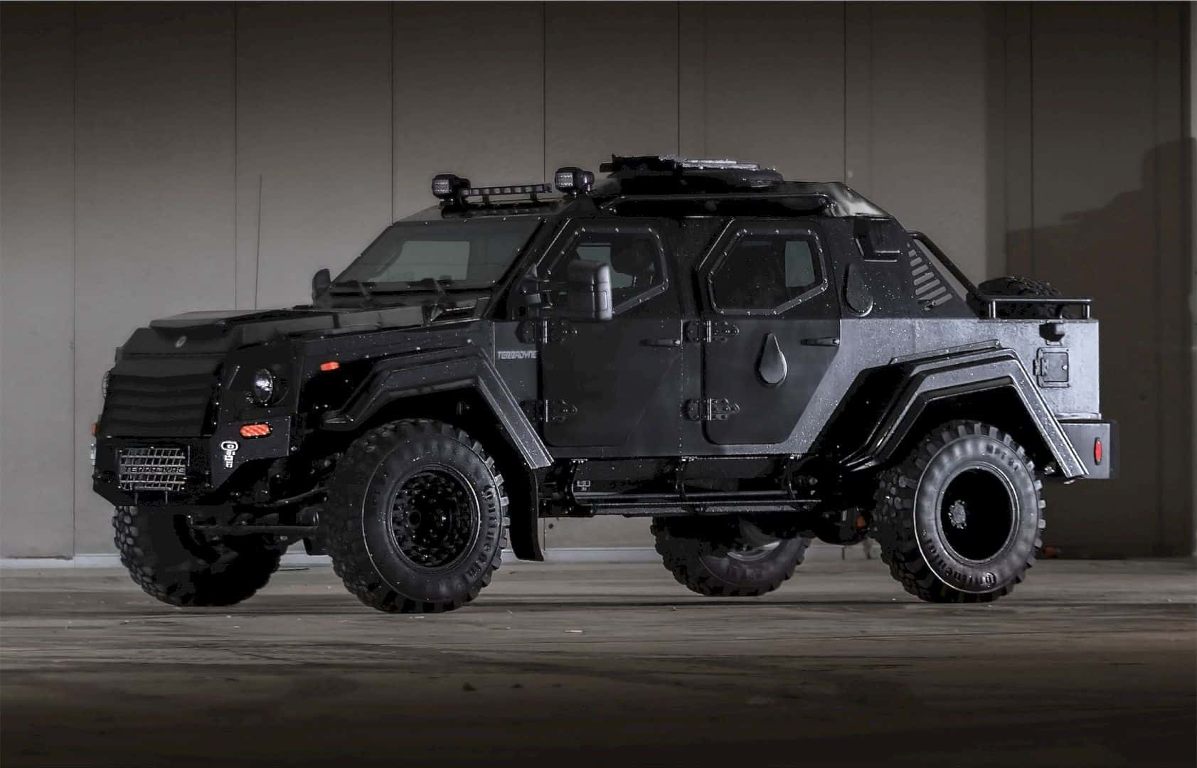 Gurkha Rpv From Terradyne 1