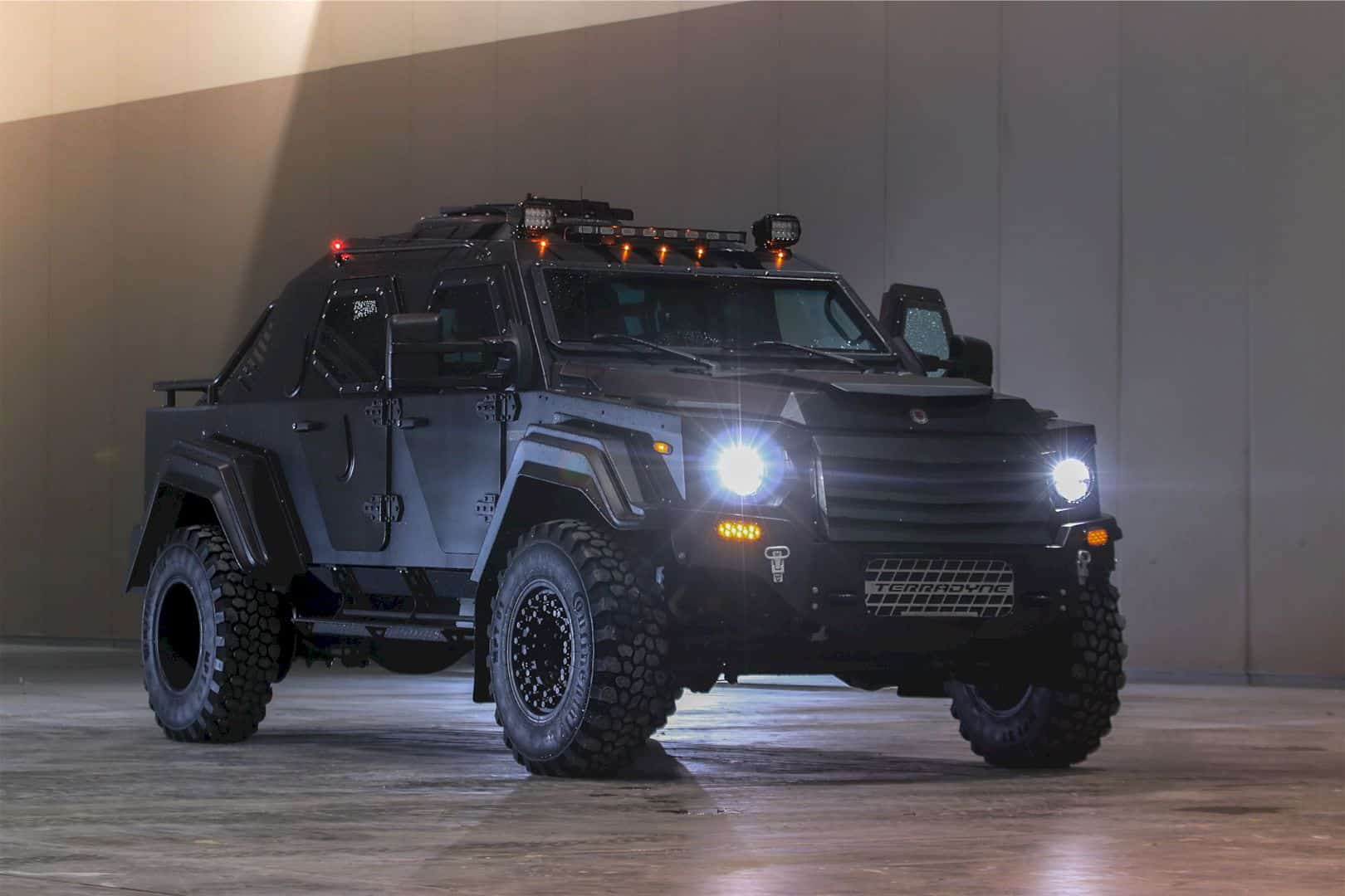 Gurkha Rpv From Terradyne 2