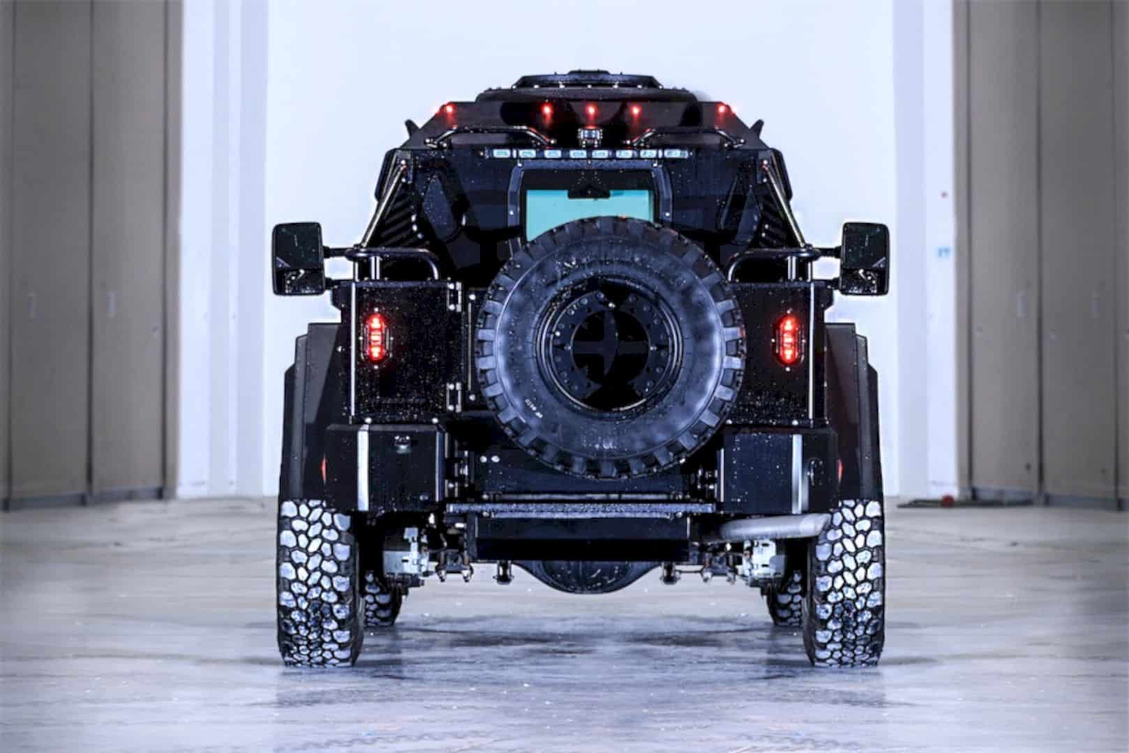 Gurkha Rpv From Terradyne 5