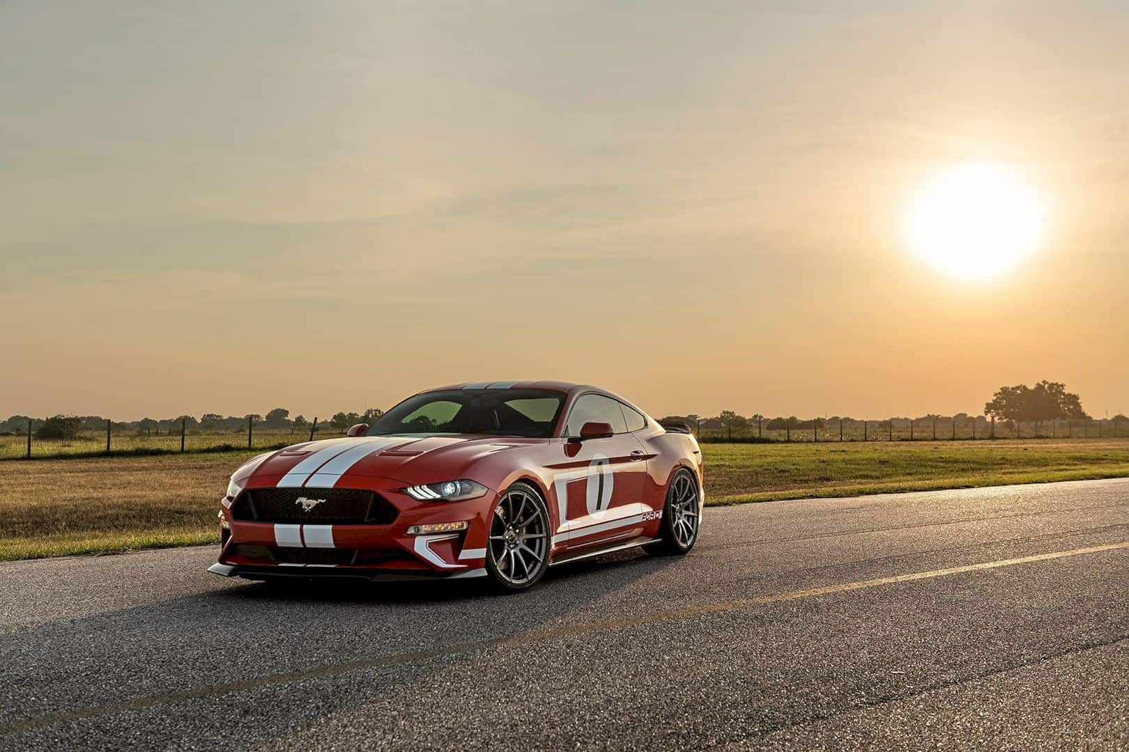 Hennessey Heritage Edition Mustang 2