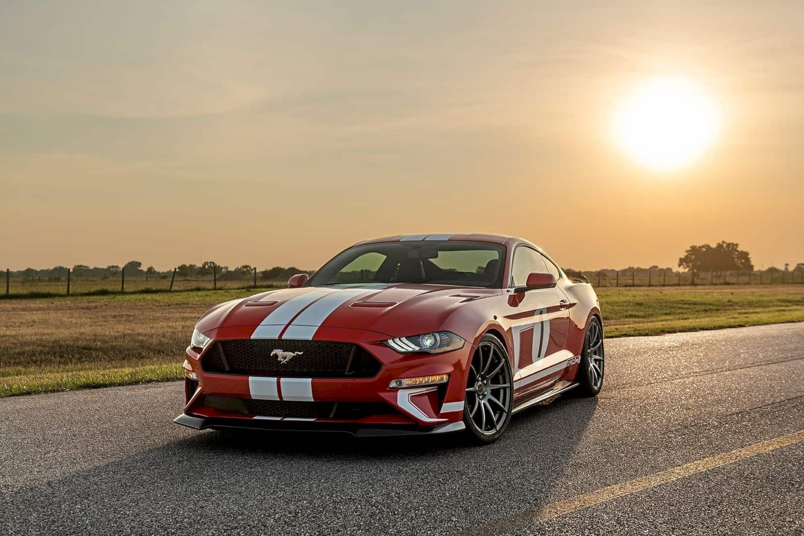 Hennessey Heritage Edition Mustang 5