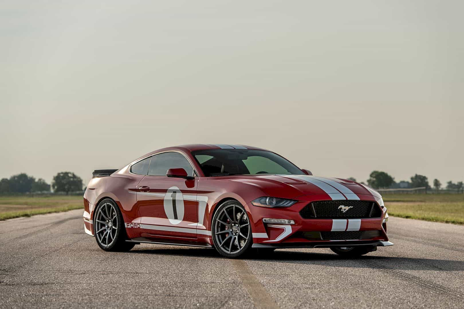 Hennessey Heritage Edition Mustang: Feel The Power