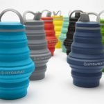 HYDAWAY: The Collapsible, Ultra-Stashable, Planet-Friendly Water Bottle