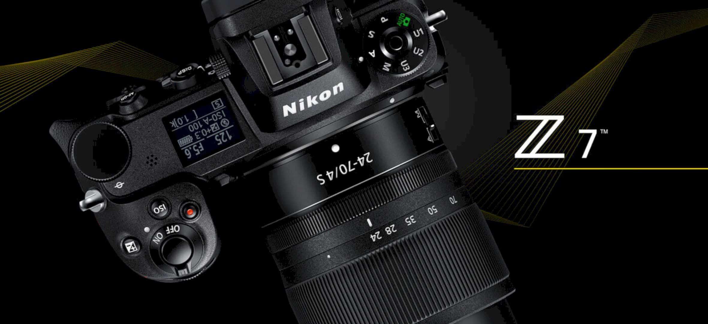 Nikon Z7 7