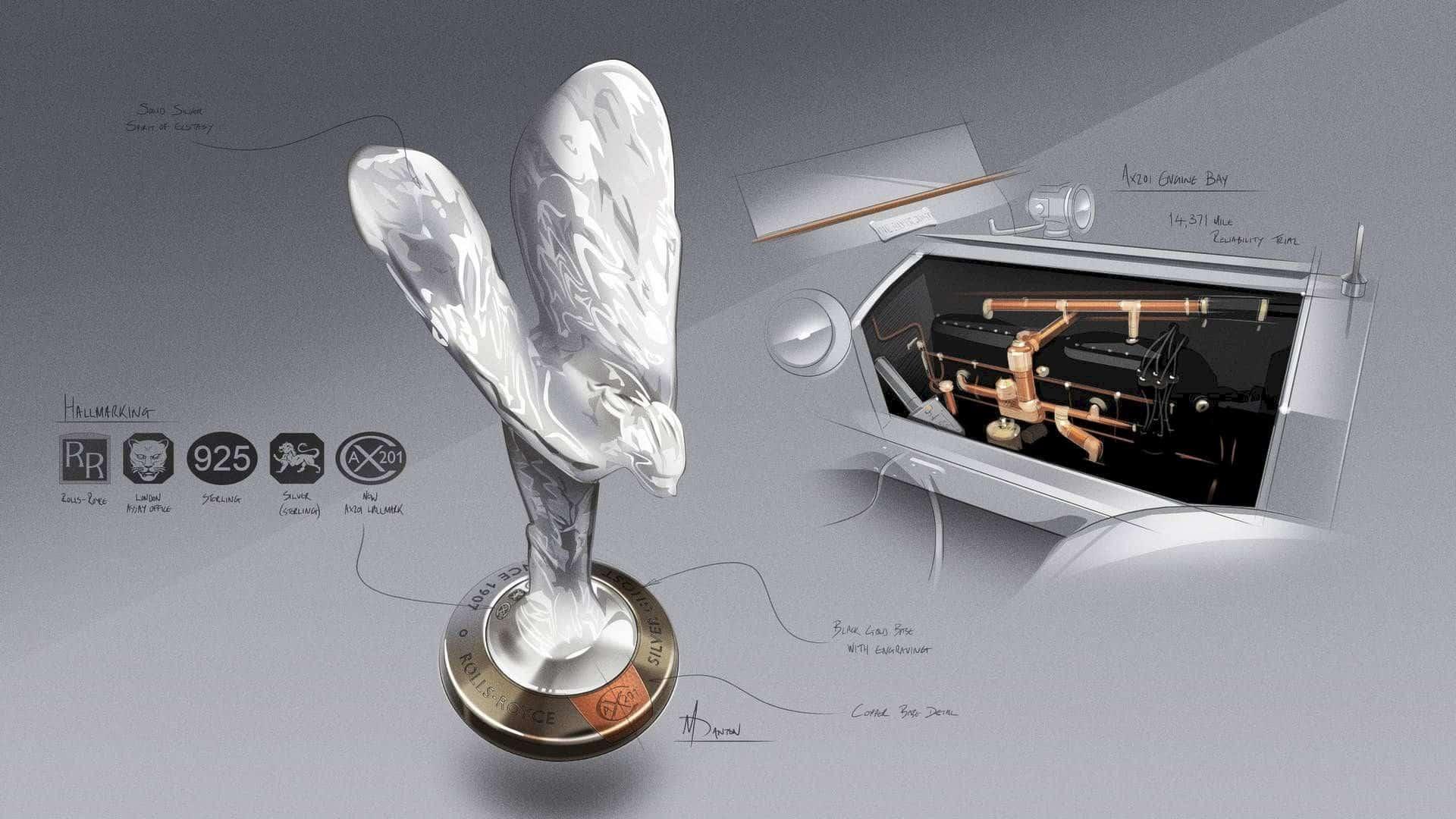 Rolls Royce Silver Ghost 3