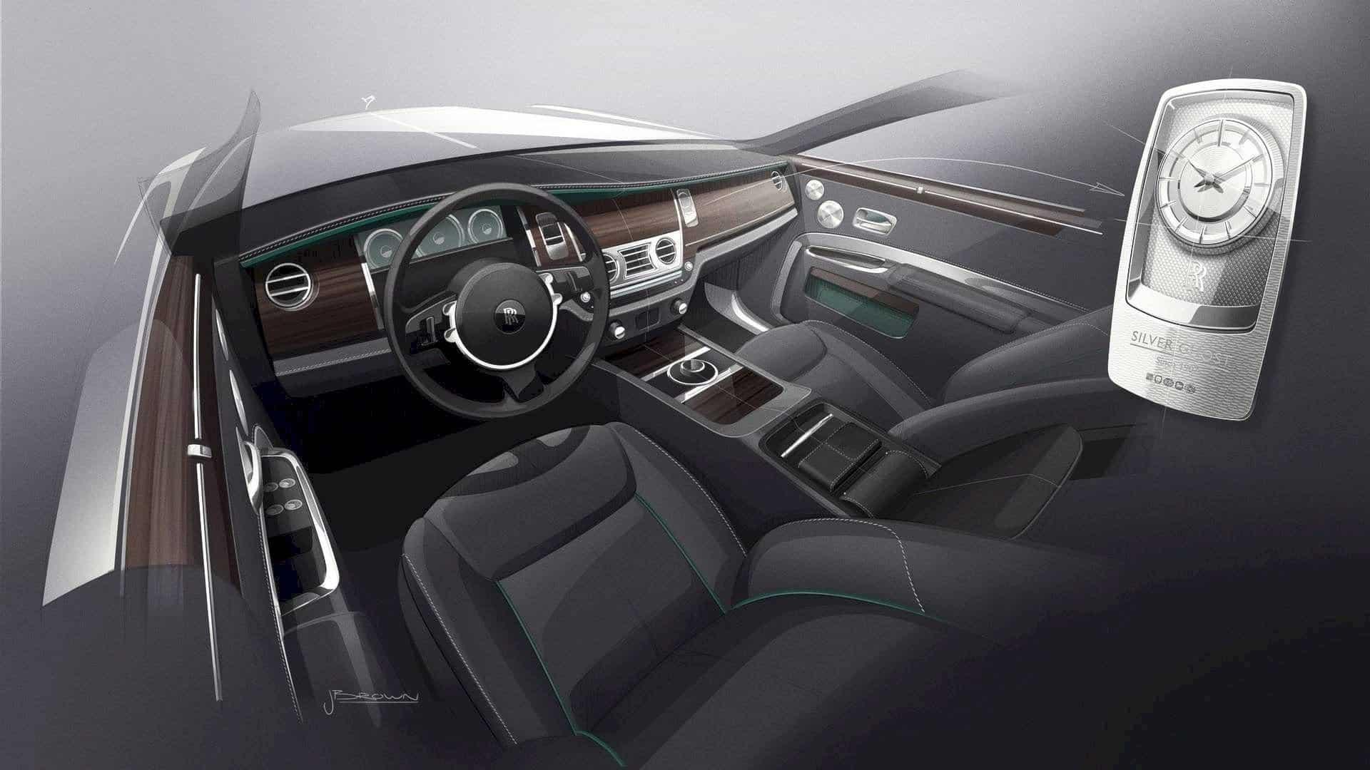 Rolls Royce Silver Ghost 4