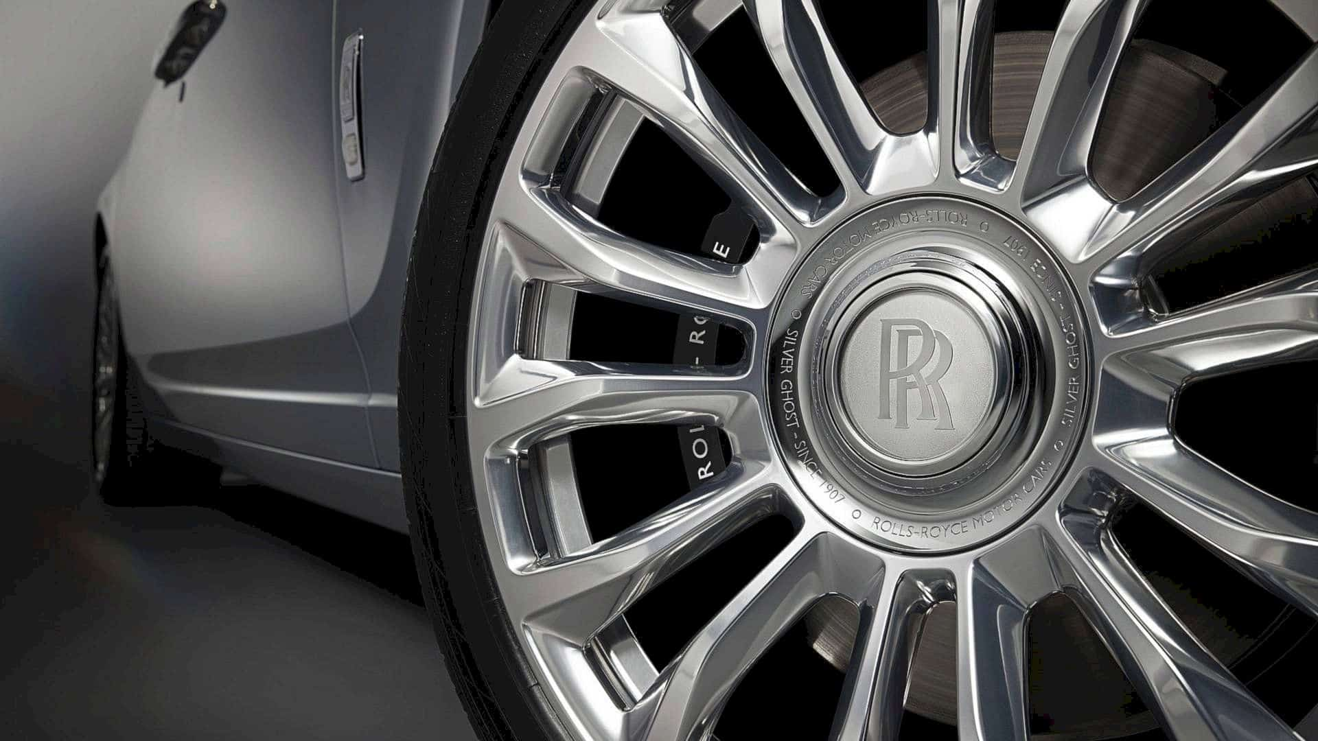 Rolls Royce Silver Ghost 6