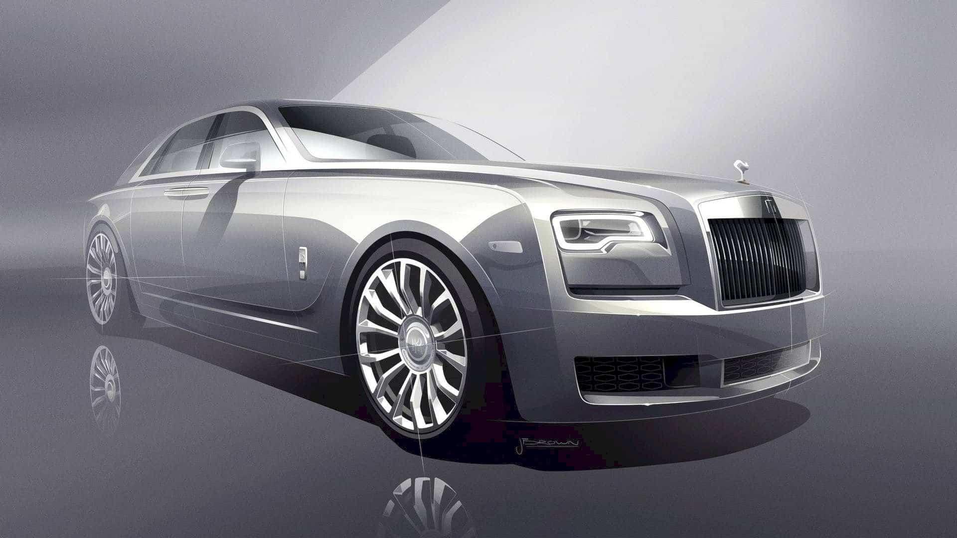 Rolls Royce Silver Ghost 7