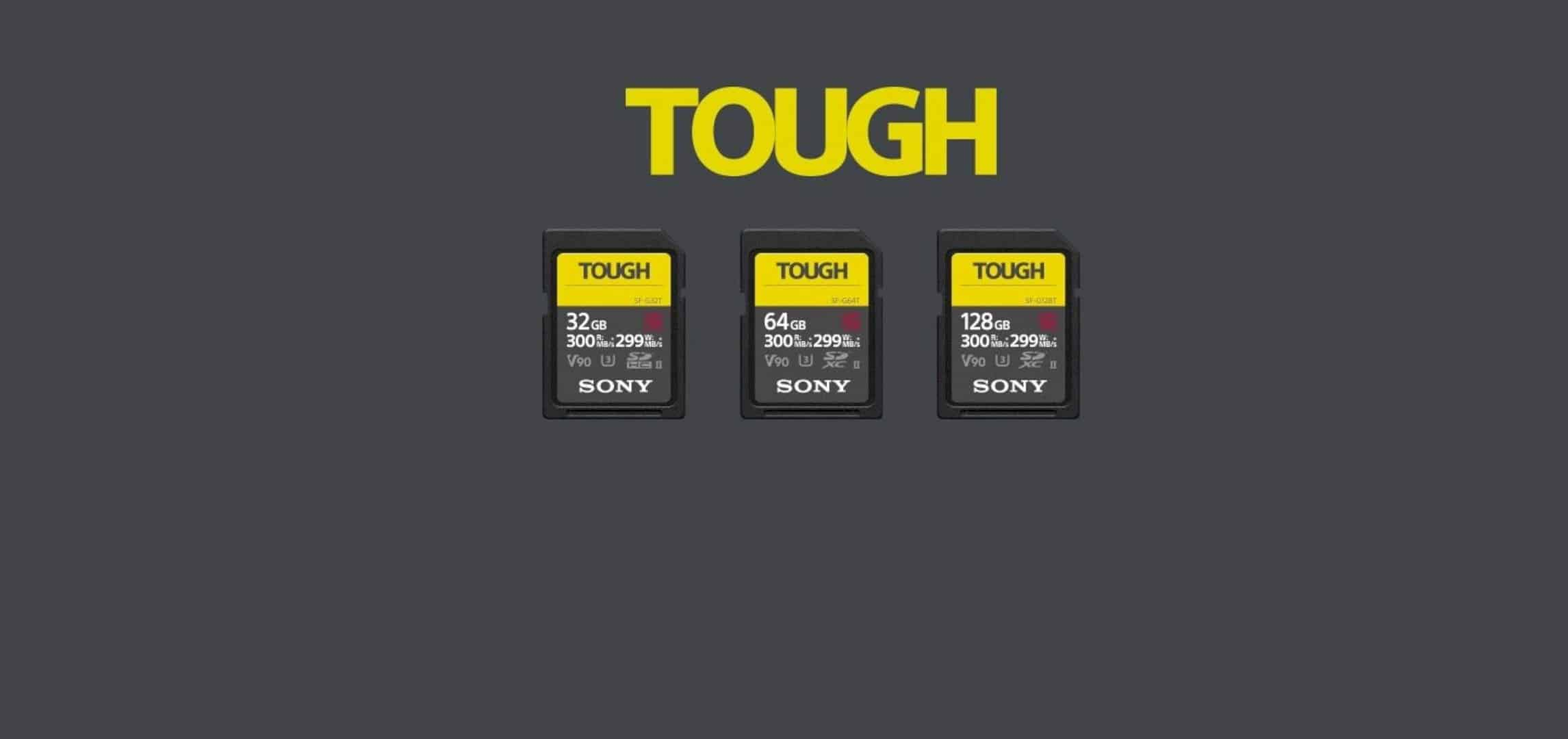 Sony Tough Card 2