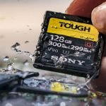 SONY Tough Card: The World's Toughest & Fastest SD Memory Card