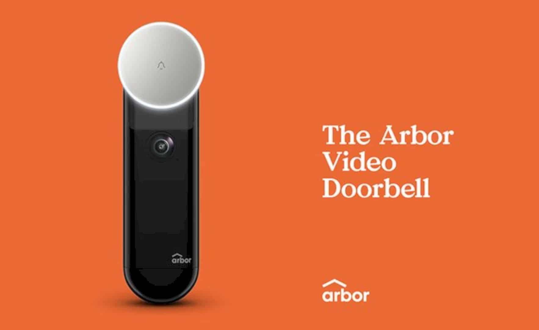 The Arbor Instant Video Doorbell 1