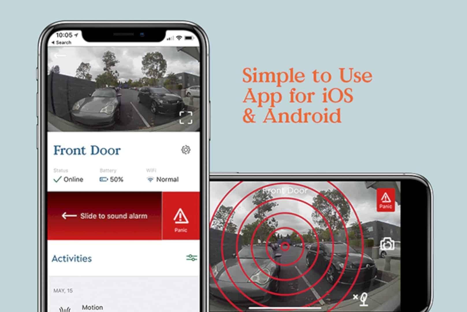 The Arbor Instant Video Doorbell 4