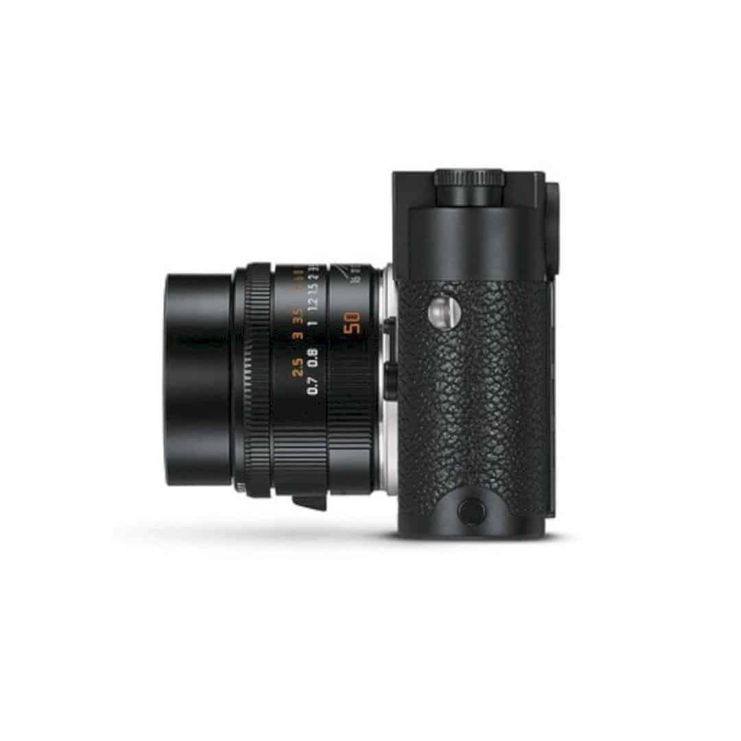 The New Leica M10 P Black Chrome 4