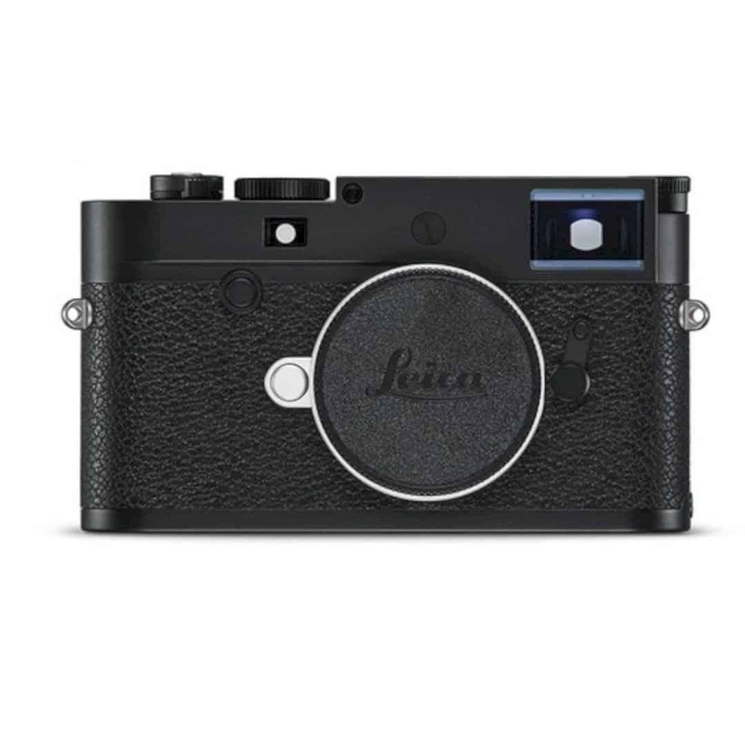 The New Leica M10 P Black Chrome 6
