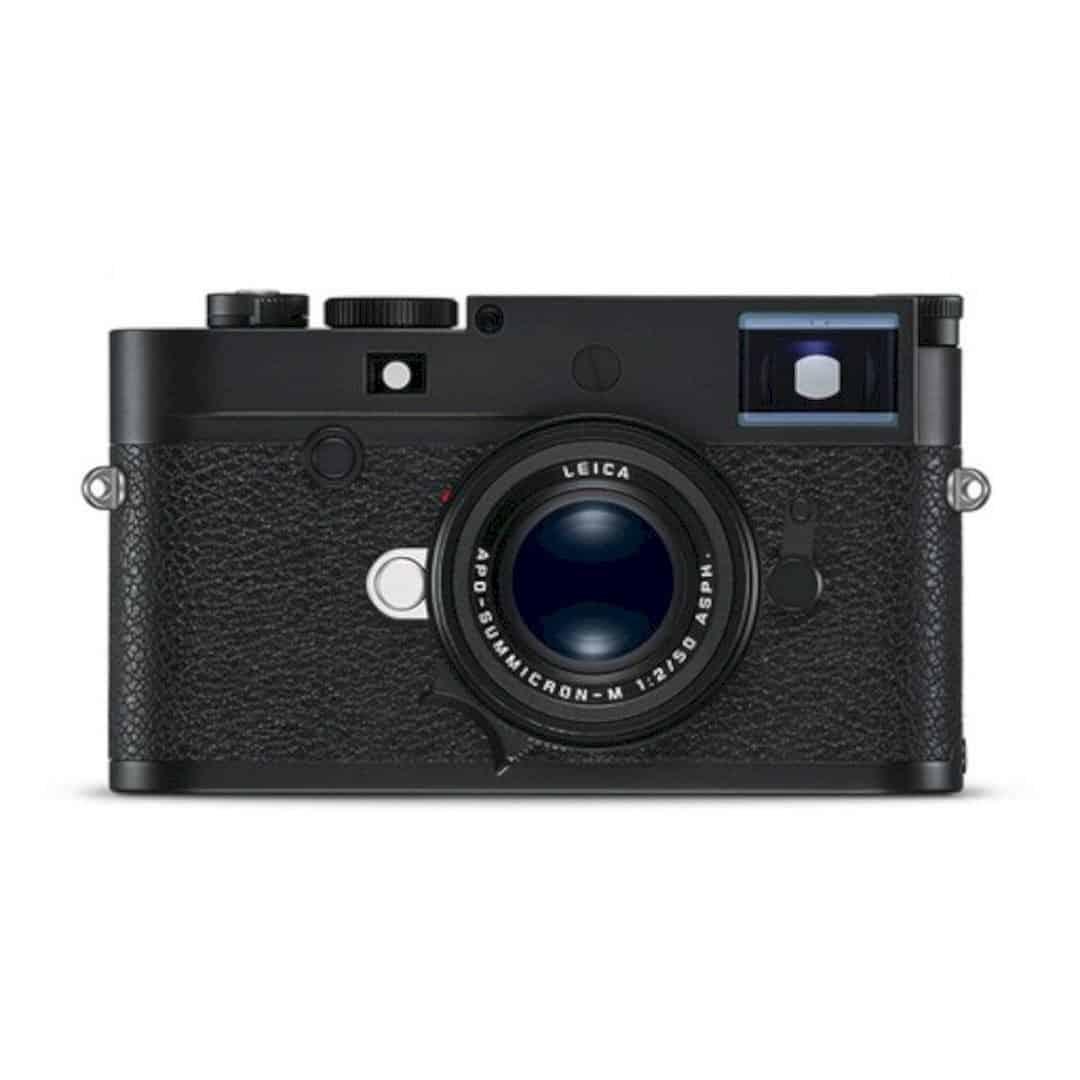 The New Leica M10 P Black Chrome 7