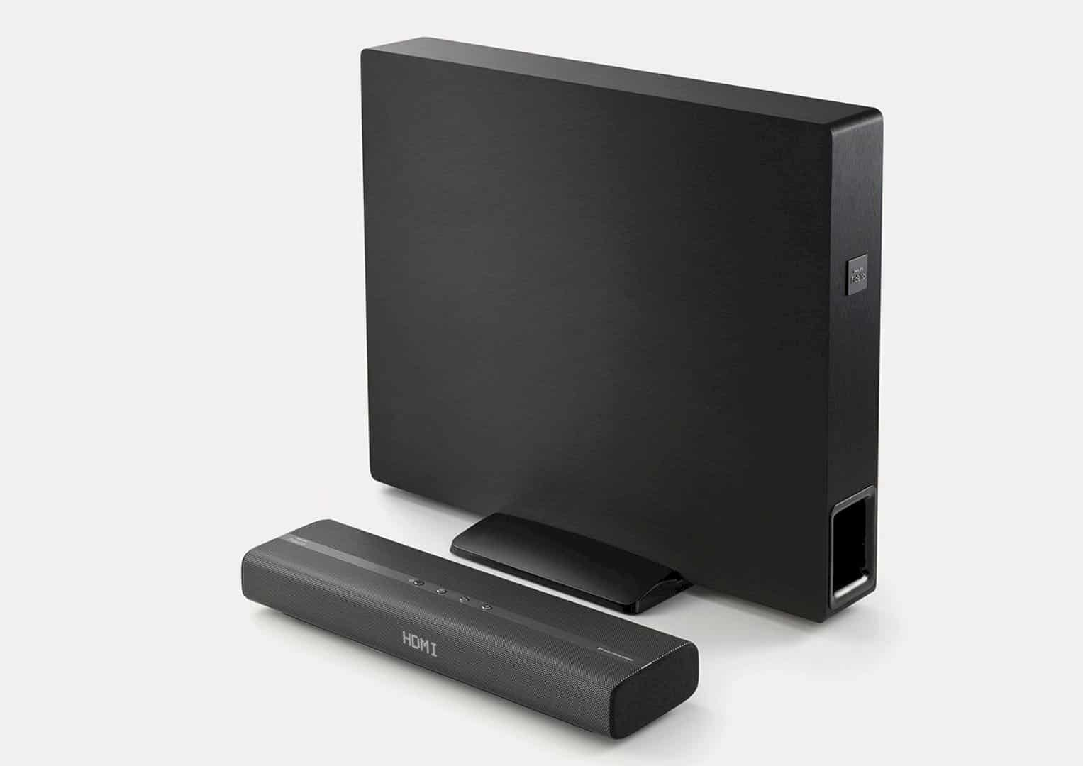 The Philips Fidelio Soundbar 6