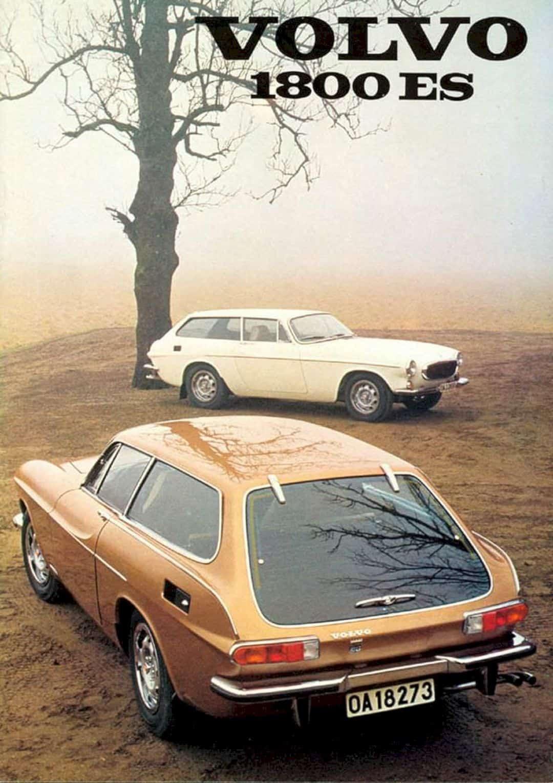 The Volvo 1800es 3