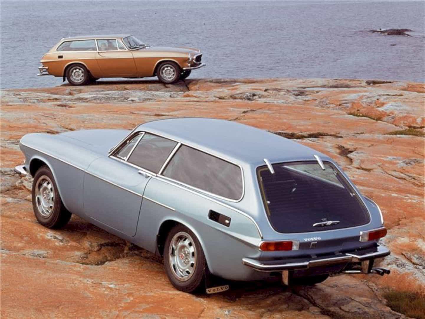 The Volvo 1800es 5