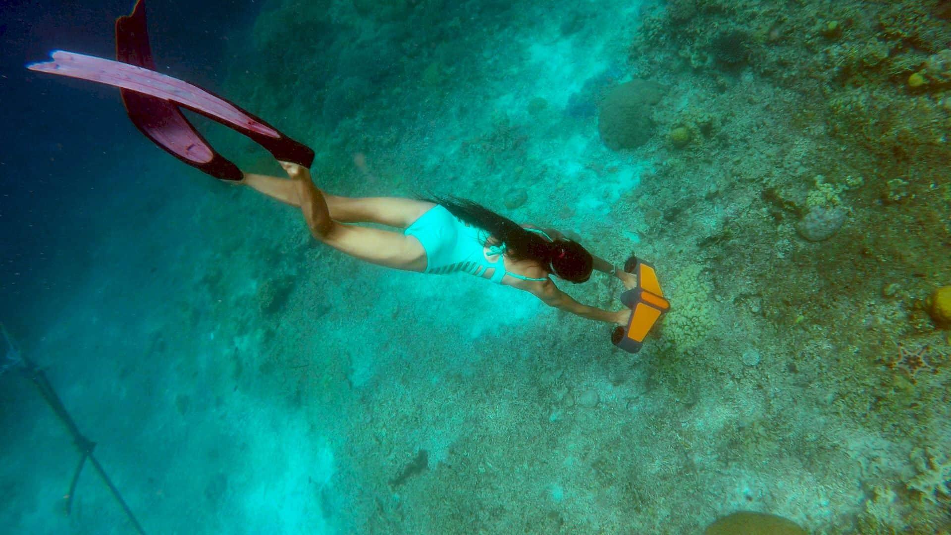 Trident Underwater Scooter 2