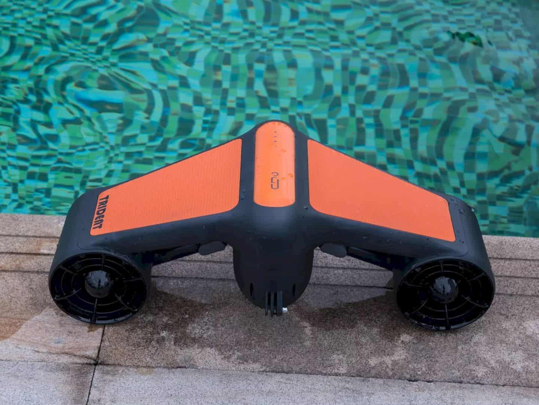 Trident Underwater Scooter 4