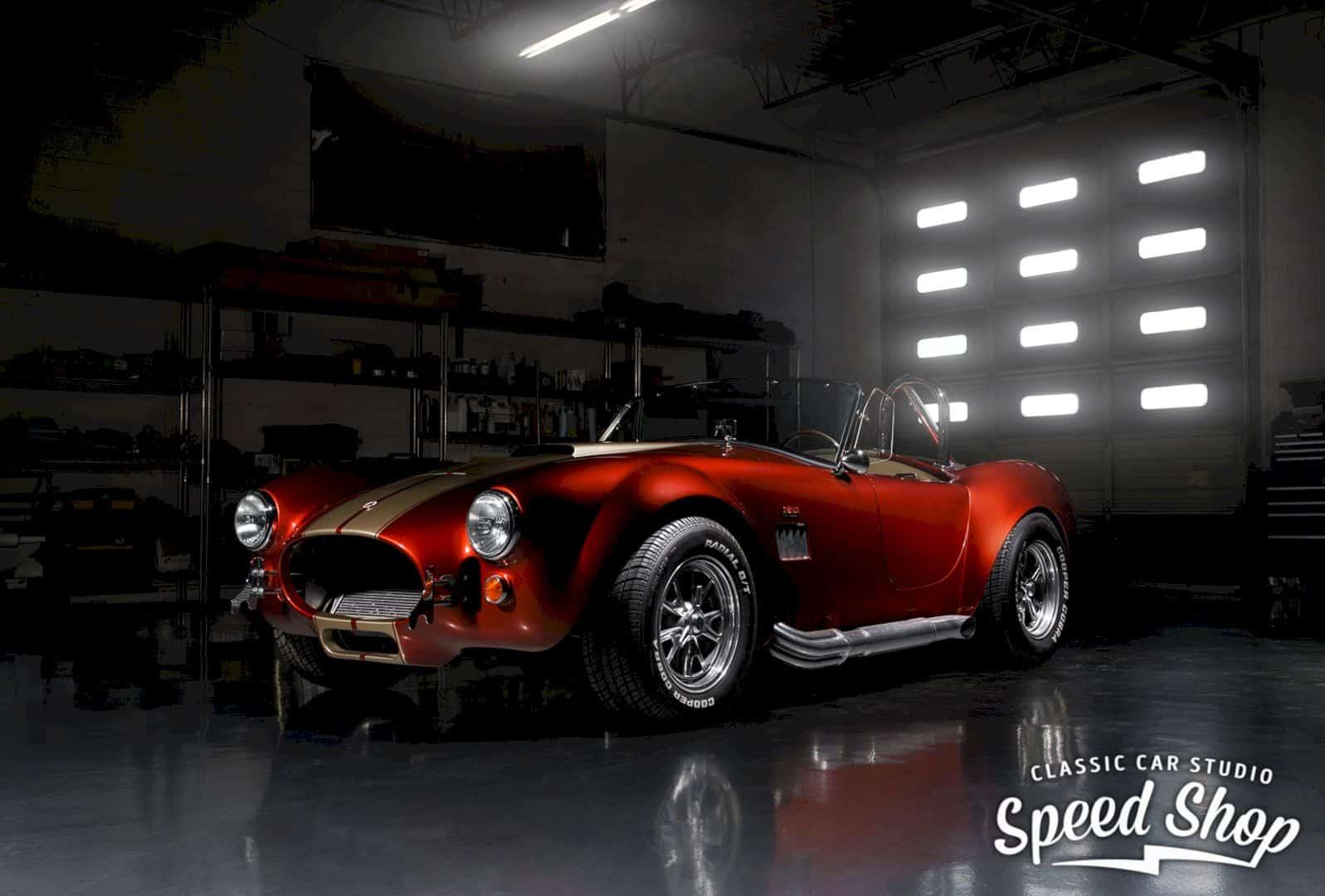 1965 Factory 5 Cobra By Classic Car Studio Shop 7