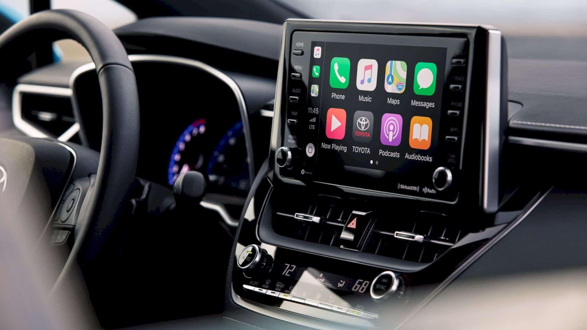 2019 Toyota Corolla Hatchback 3