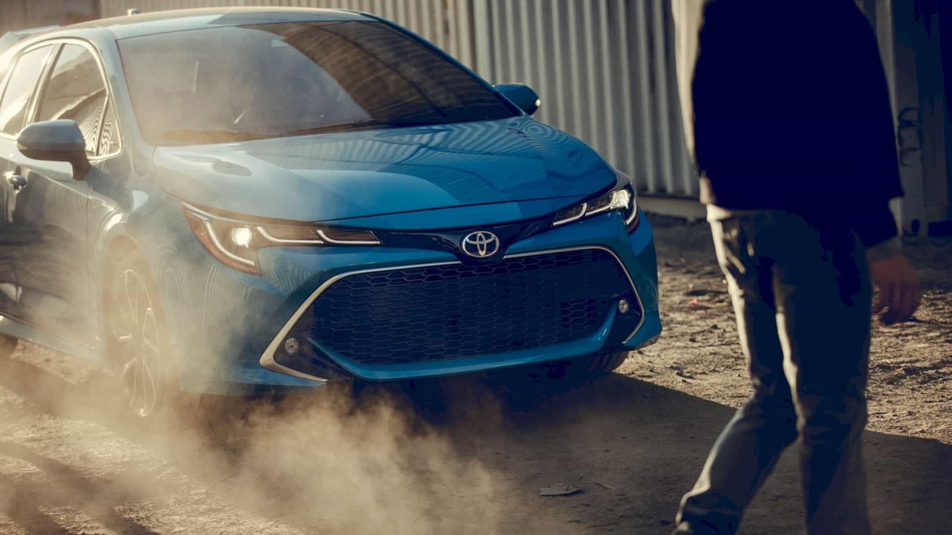 2019 Toyota Corolla Hatchback: The Legend Came Back with New Style