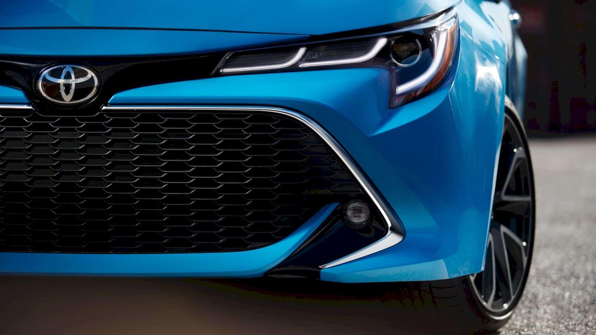 2019 Toyota Corolla Hatchback 7