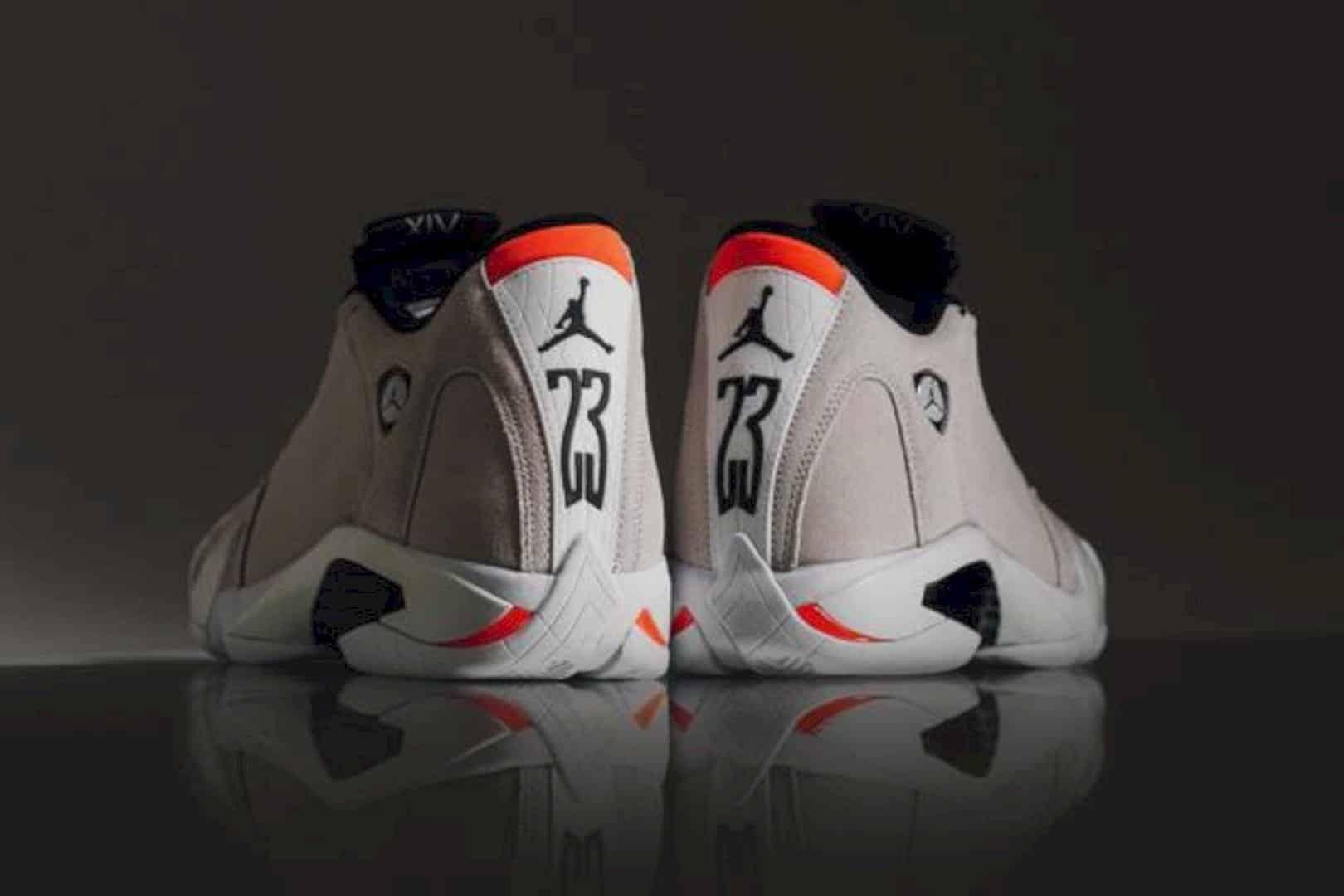 Air Jordan 14 Retro Desert 3