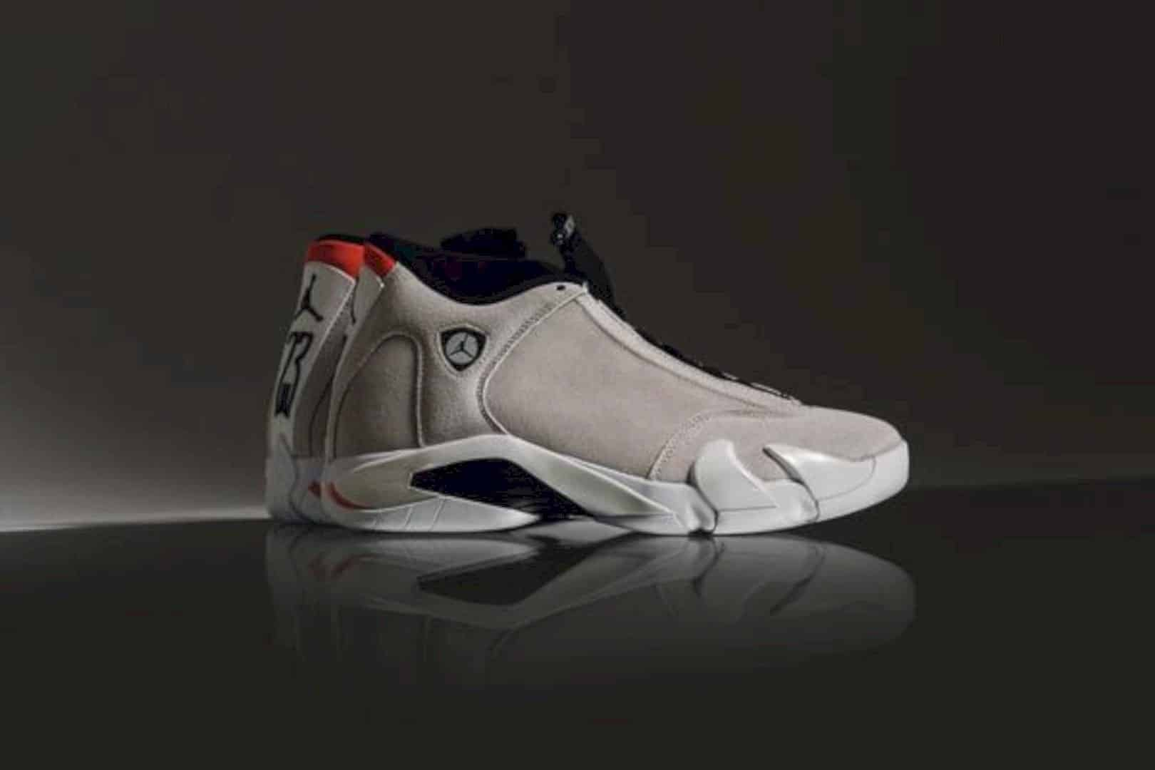 Air Jordan 14 Retro – Desert: The Last of the Signature Line from MJ