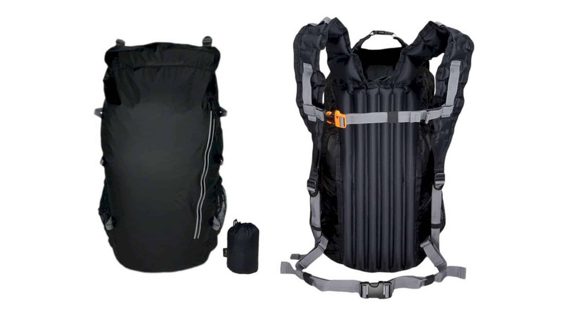 Air Pack: The Most Comfortable Lightweight Backpack Ever