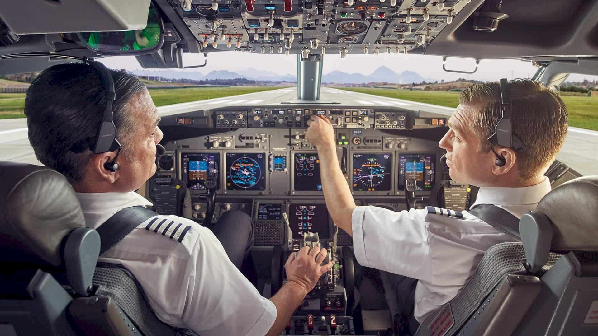 Bose Proflight Aviation Headset 3
